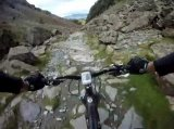 Lake District Mountain Biking - Lonscale & Borrowdale Bash
